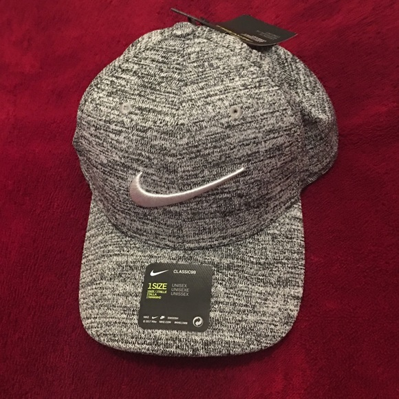 Nike Classic 99 Aerobill Heather Gray Hat 729ee7cbfb1